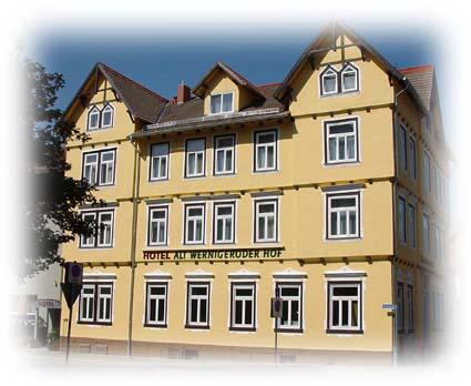 Alt Wernigeroder Hof In Wernigerode Harztourist
