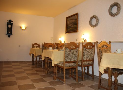 Pension am zillierbach in wernigerode harztourist for Pension wernigerode