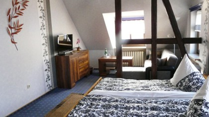 Altstadt pension orchidee in wernigerode harztourist for Pension wernigerode