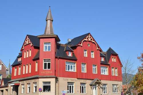 Braunlage harzer hotels ferienh user und ferienwohnungen for Design hotel viktoria