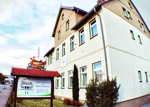 Pension Blechleppel - Die Pension im Harz