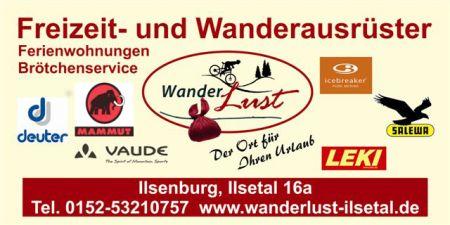 Wanderlust Ilsenburg - Der Freizeit- und Wanderausrüster im Harz