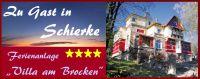 Stilvolle, ausgezeichnete Ferienwohnungen in Schierke - direkt am Brocken