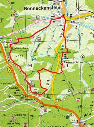 Wandern im Harz - Attraktive Wanderwege und Radtouren im Harz